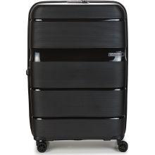 Βαλίτσα Σκληρή American Tourister Linex Spinner 128454 με 4 Ρόδες Μεσαία Μαύρο |  στο MrBag.gr