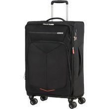 Βαλίτσα American Tourister Summerfunk Spinner 124890 με 4 Ρόδες Μεσαία Μαύρο | Ανά Προμηθευτή στο MrBag.gr
