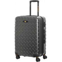 Βαλίτσα Σκληρή Caterpillar 83688 με 4 Ρόδες Χειραποσκευή Iron Grey |  στο MrBag.gr