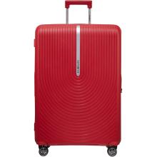 Βαλίτσα Σκληρή SAMSONITE Hi-Fi Spinner με 4 Ρόδες Μεγάλη Κόκκινο | Ανά Προμηθευτή στο MrBag.gr