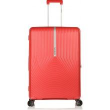 Βαλίτσα Σκληρή SAMSONITE Hi-Fi Spinner με 4 Ρόδες Μεσαία Κόκκινο | Ανά Προμηθευτή στο MrBag.gr