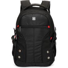 Τσάντα Πλάτης Laptop Suissewin SN9016 Μαύρο |  στο MrBag.gr